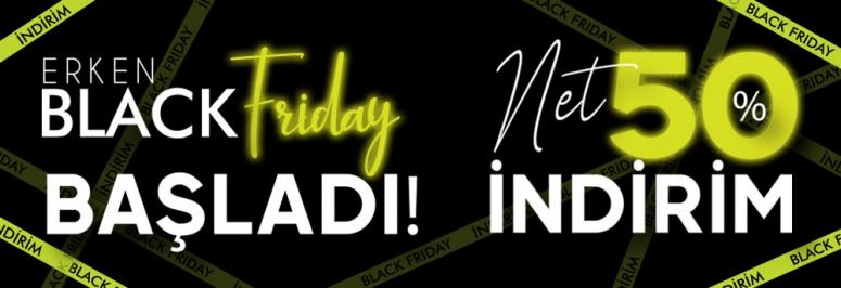 Erken Black Friday