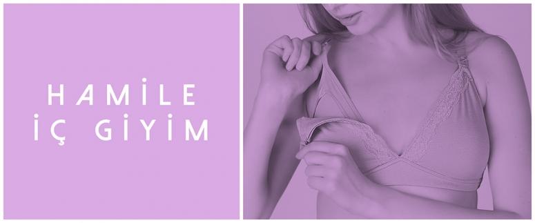 Hamile İç Giyim Ürünleri