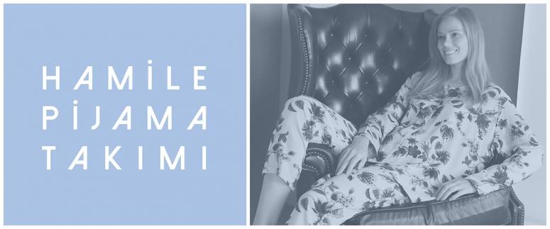 Hamile Pijama Takımı Modelleri