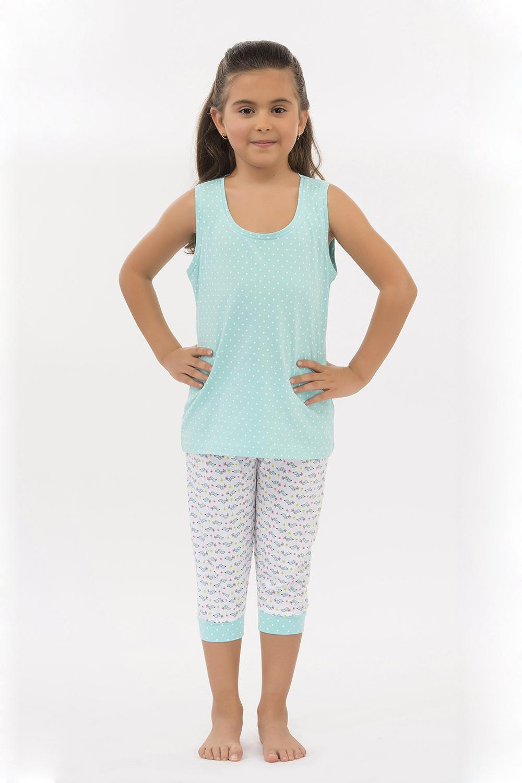 Hays Kids Penye Erkek Çocuk Şortlu Pijama Takımı - 4956 İndigo