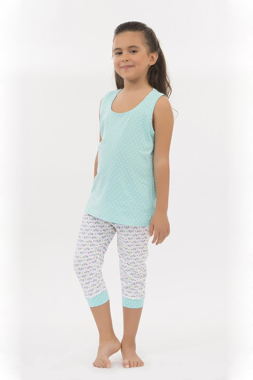 Hays İnfinita Kız Çocuk Penye Şortlu Pijama Takımı - 5956