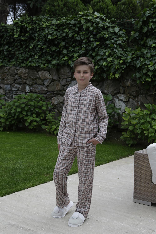 Hays Boo Boo Penye Erkek Çocuk 2li Pijama Takımı