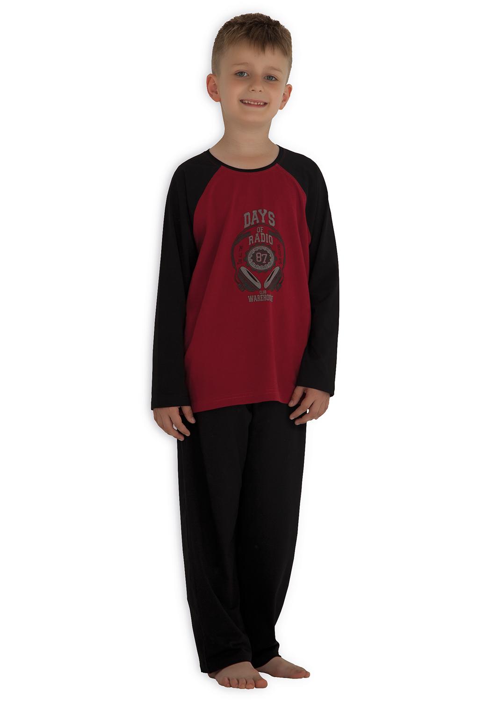 Hays Kids Penye Erkek Çocuk 2li Uzun Pijama Takımı