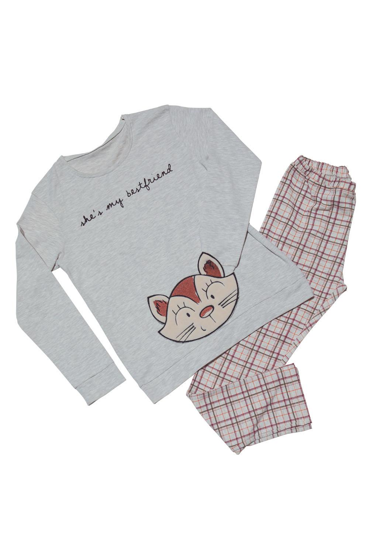 Hays Family Kız Çocuk 2li Pijama Takımı