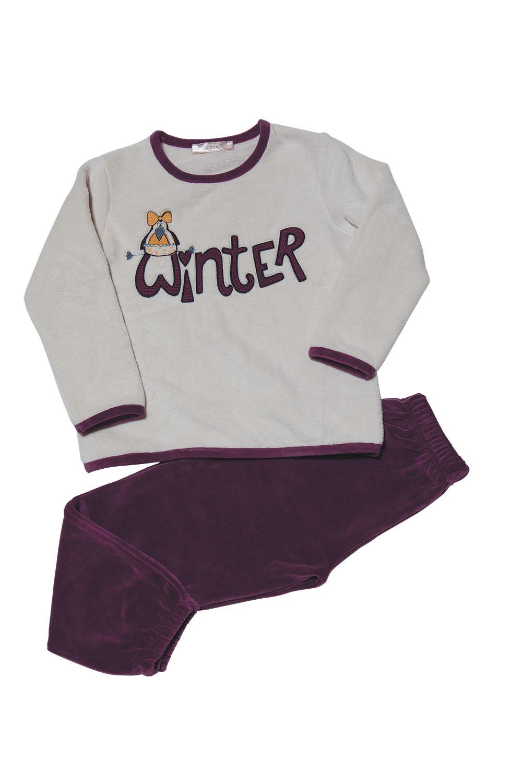 Hays Kids Kız Çocuk Ultrasoft 2li Pijama Takımı
