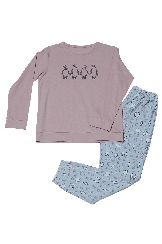 Hays Kids Kız Çocuk Penye Pijama Takım