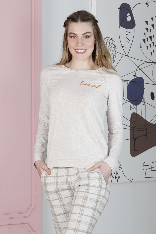 Hays Smart Kadın Penye Pijama Takımı