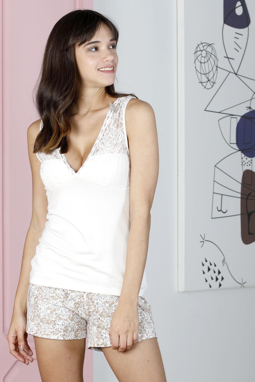 Hays Sensible Kadın Şortlu Pijama Takımı