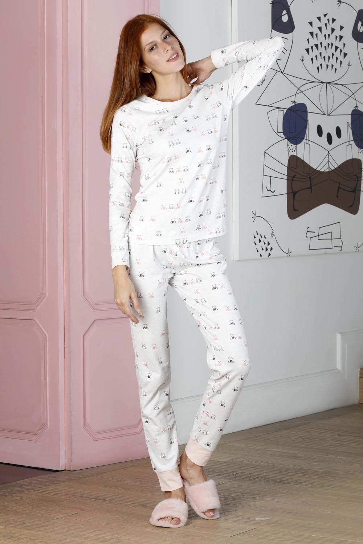 Hays Friendly Kadın Penye Pijama Takımı