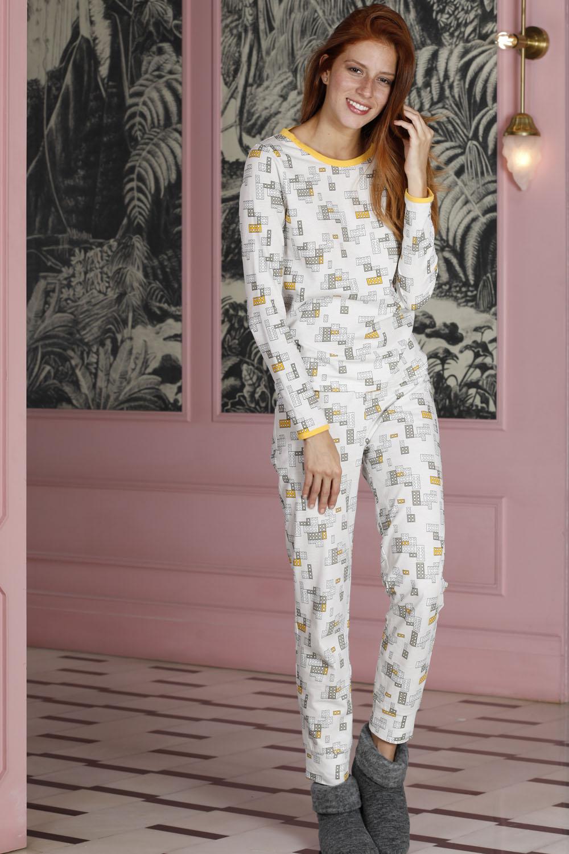 Hays Family Kadın Penye 2li Pijama Takımı