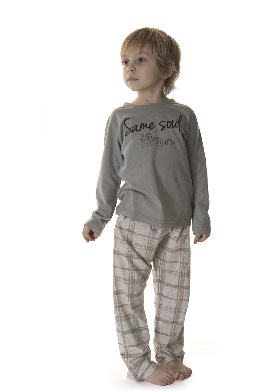 Hays Kids Penye Kız Çocuk Kısa Kol Alt Uzun Pijama Takımı