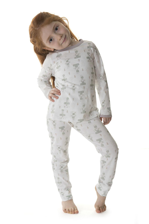 Hays Kids Kız Çocuk Penye 2li Pijama Takımı