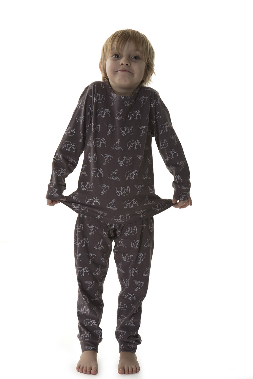 Hays Kids Erkek Çocuk Penye 2li Pijama Takımı