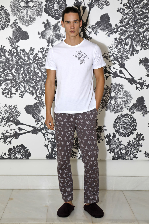 Hays Family Erkek Penye 2li Pijama Takımı