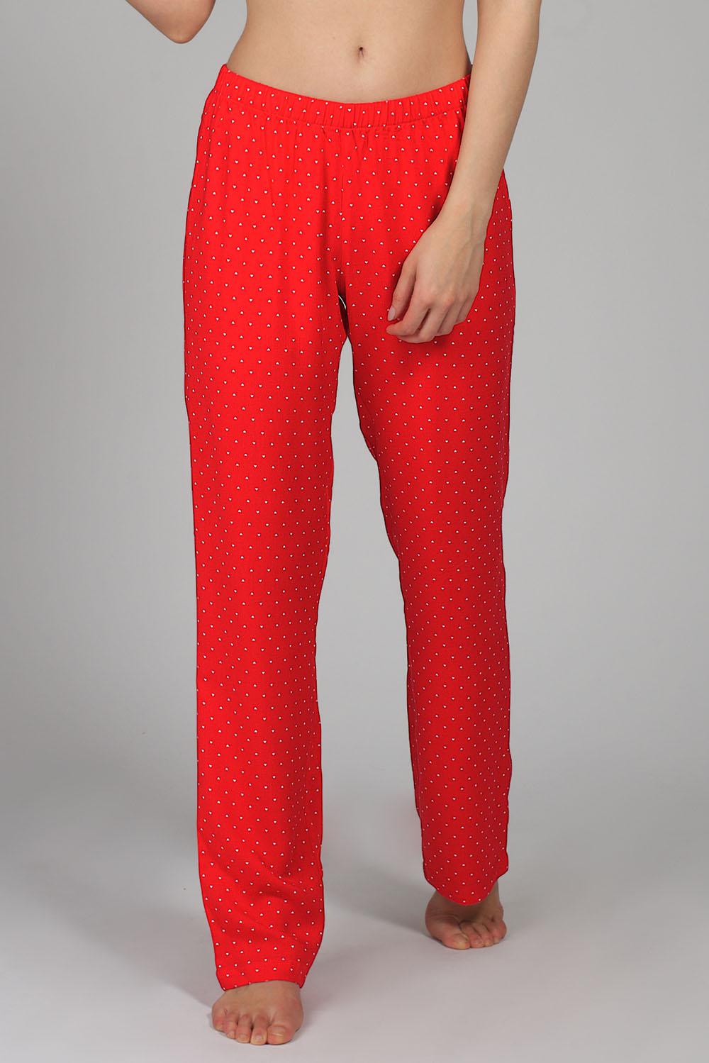 Hays Kadın Kalp Baskılı Pijama Altı
