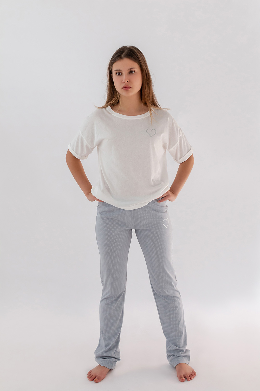 Hays Kadın Uzun Penye Alt