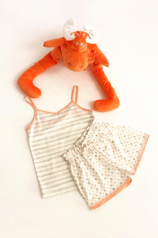 Hays Kız Çocuk Şortlu Pijama Takımı