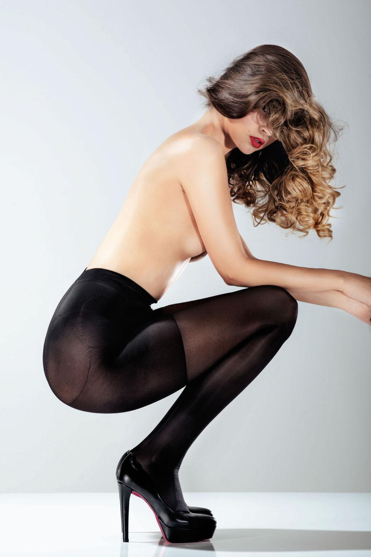 Gambetti - BeOnTop Kadın Ekstra Toparlayıcı Külotlu Çorap - 140 Den