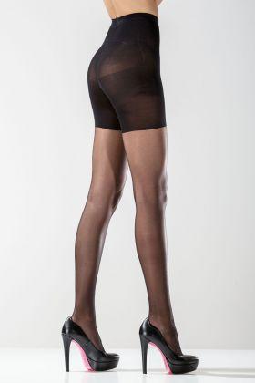 Gambetti - BeOnTop Kadın Hafif Toparlayacı Külotlu Çorap - 40 Den