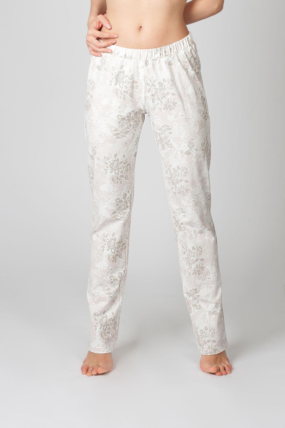 Hays Kadın Lila Desenli Pijama Altı