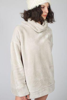 Hays Kadın Gri Ultrasoft Sweatshirt