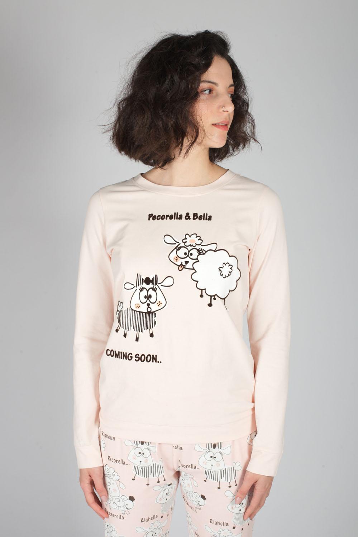 Hays Kadın Pembe Pijama Üstü