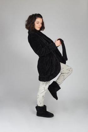 Hays Kadın Gri Desenli Pantolon