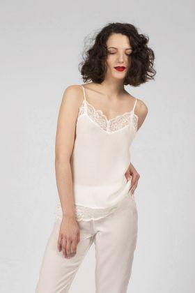 Hays Kadın Ekru Bridal Pijama Takımı