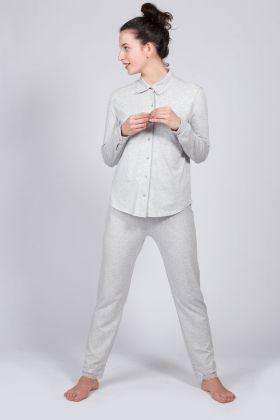 Hays Kadın Gömlek Pijama Takımı