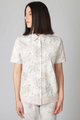 Hays Kadın Gömlek Model Midi Boy Pijama Takımı