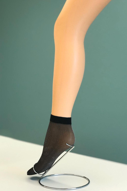 Hays Kadın Simli Soket Çorap