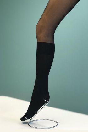Kadın Altı Kalın Üstü İnce Külotlu Bot Çorap