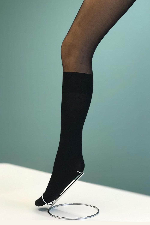 Hays Kadın Altı Kalın Üstü İnce Külotlu Bot Çorap