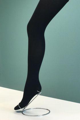 Kadın Orta Kalın Parlak Kilotlu Çorap