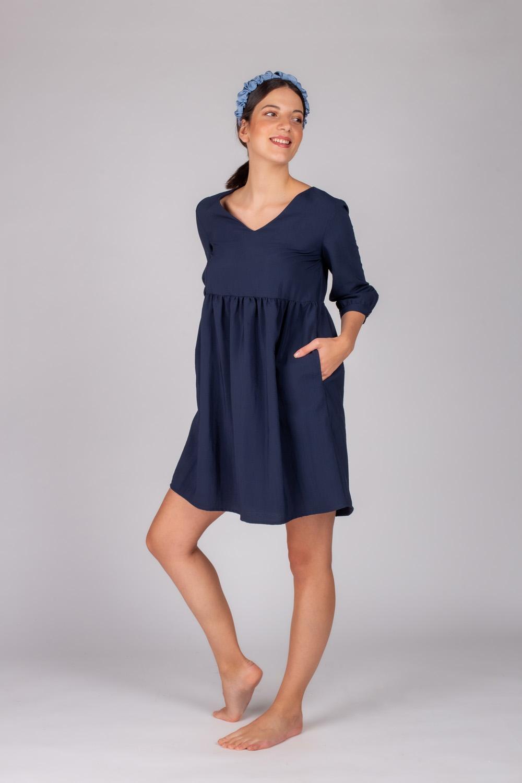 Hays Kadın Yarım Kollu Elbise