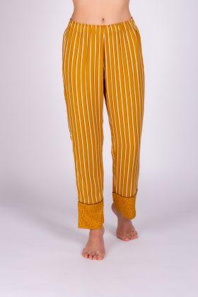 Kadın Çizgili Pantolon