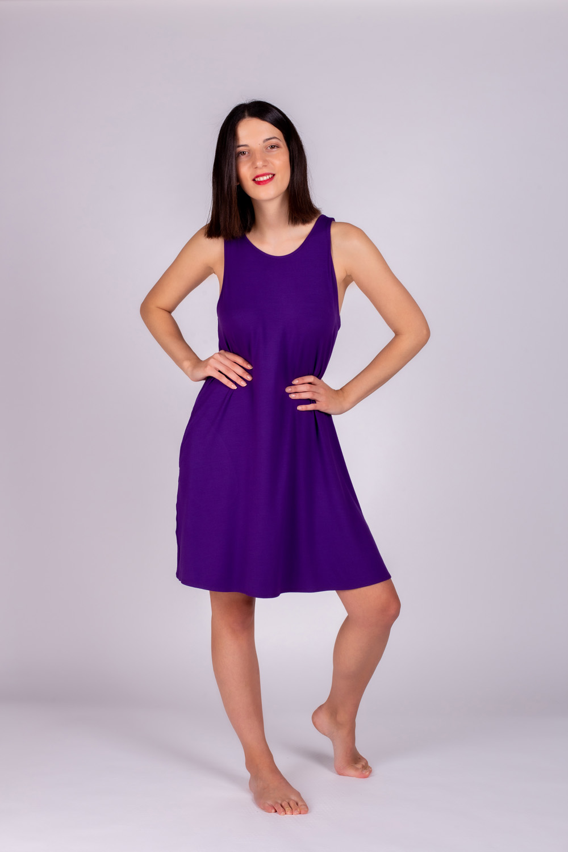 Hays Kadın Kolsuz Elbise