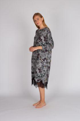 Kadın Triko Büyük Beden Elbise