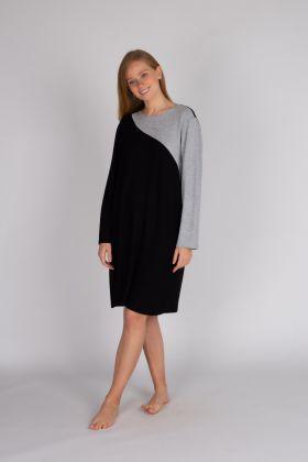 Kadın Büyük Beden Triko Elbise