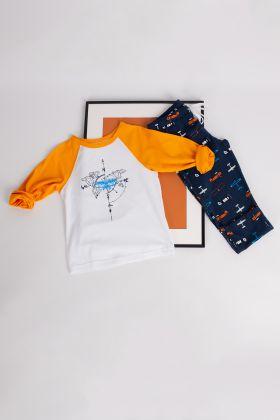 Erkek Çocuk Pijama Takımı