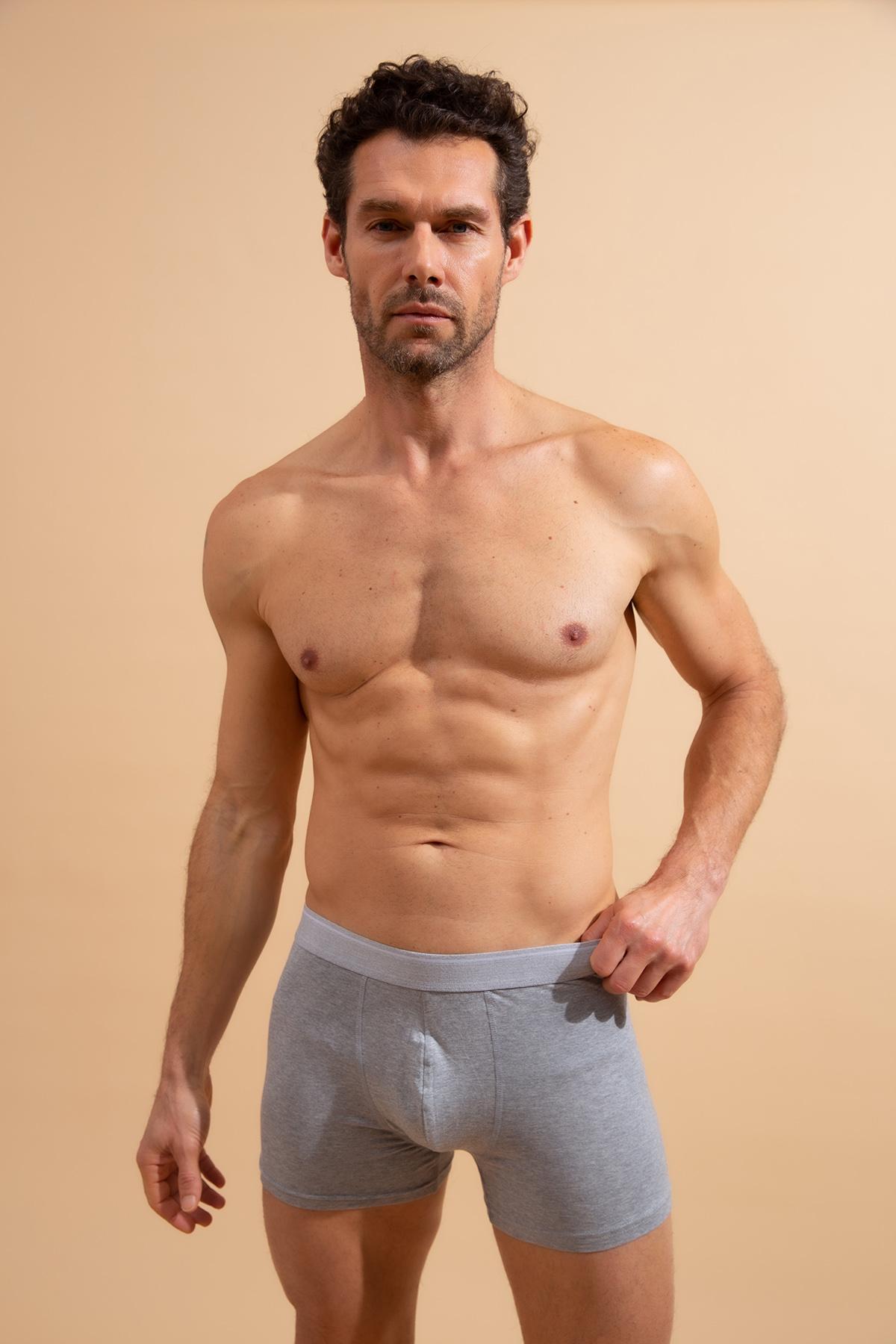 Erkek Modal Boxer Şort