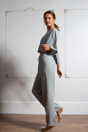 Kadın Dokuma Ev Giyim Takım