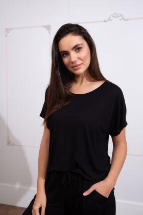 Kadın Büyük Beden Kısa Kollu T-shirt