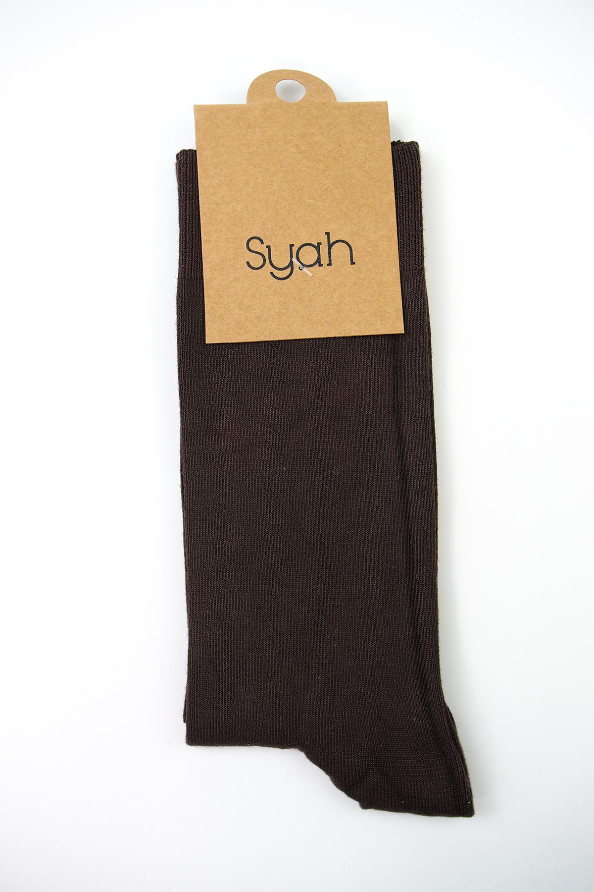 Erkek Bambu Soket Çorap