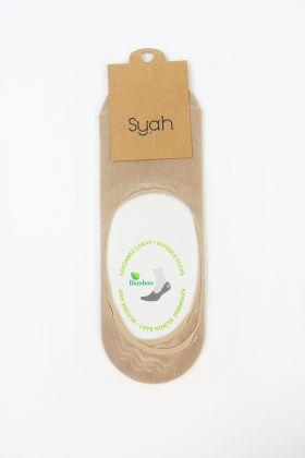 Erkek Bambu Görünmez Çorap