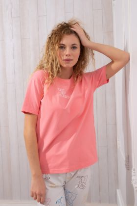 Kadın Midi - Kapri Pijama Takımı