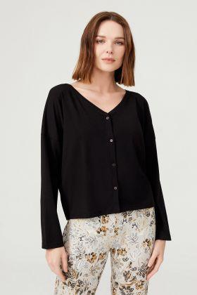Kadın Uzun Kollu Gömlek